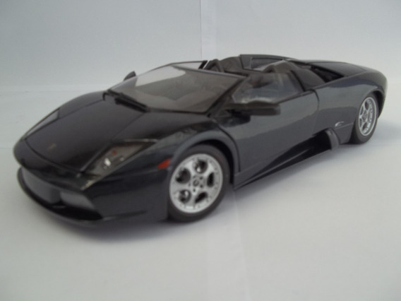 Lamborghini Murcielago - Escala 1/18 - Maisto - Leia Anuncio