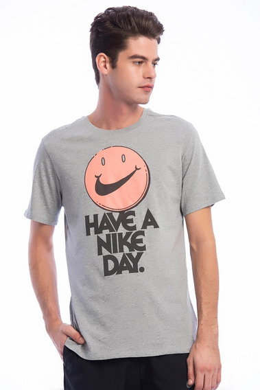 Playera Nike Have A Nike Day Cab Med 911903 Original