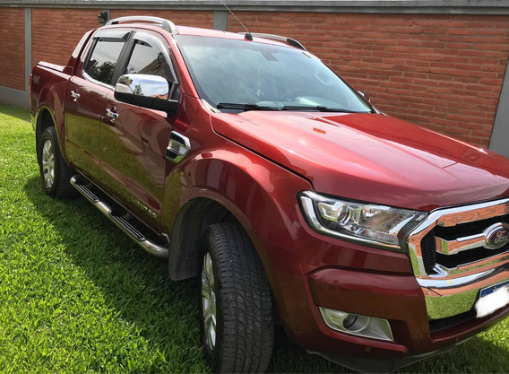 Ford Ranger 3.2 Cd Limited Tdci 200cv Automática 2017