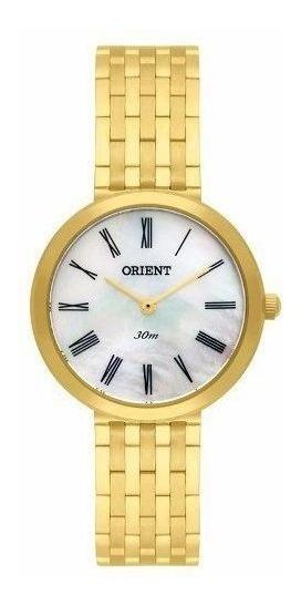 Relógio Orient Feminino Fgss0051 B3kx Madre Pérola