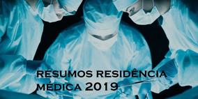 Resumos Prova Residência Médica 2019
