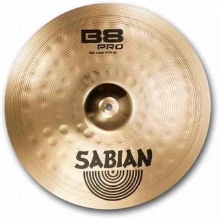 Platillo 16 Pulgadas Thin Crash B8 Pro Sabian 31606
