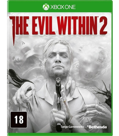 Game The Evil Within 2 Xbox One Mídia Física