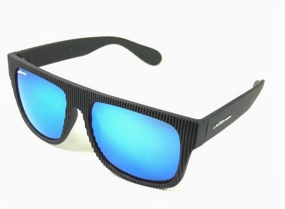 Oculos Chillibeans Masculino Azul Espelhado Protecao 400uv