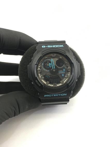Relógio De Pulso Casio G-shock Ref:ga-300ba