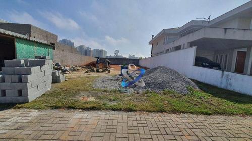 Imagem 1 de 1 de Terreno À Venda, 632 M² Por R$ 760.000,00 - Condomínio Loteamento Reserva Da Barra - São José Dos Campos/sp - Te0548