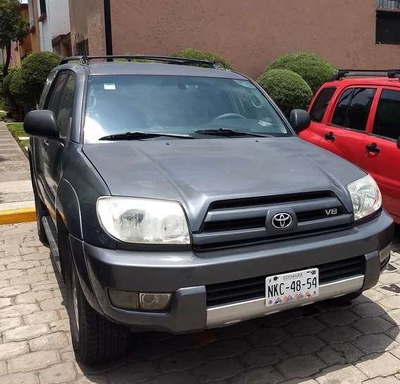 Toyota 4runner Aa Ee Cd Abs Tela At 2004