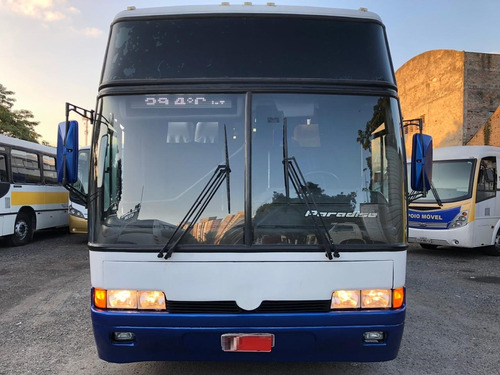 Onibus Scania K113 Marcopolo Paradiso1998 42l 1p +wc Aurovel
