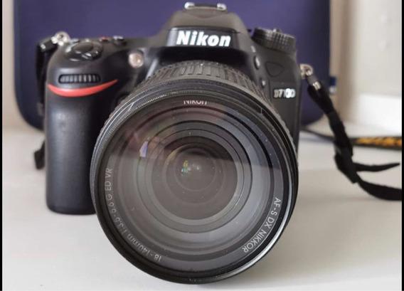Nikon D7100 + Flash Sb700