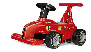 Chicco Montable Scuderia Ferrari - F1 Ride On