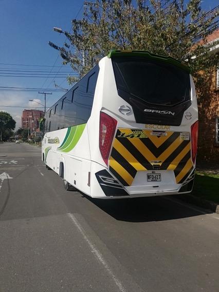 Vendo Bus Hino 2017, 42 Pasajeros $260.000.000