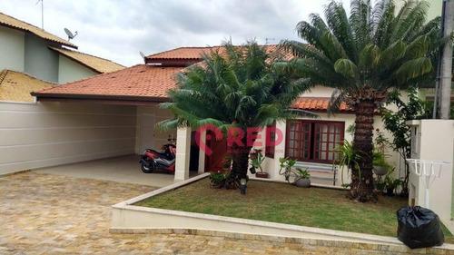 Casa Com 3 Dormitórios À Venda, 210 M² Por R$ 850.000,00 - Condomínio Ibiti Do Paço - Sorocaba/sp - Ca0207