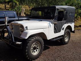 Jeep Willys Cj5 Reformado