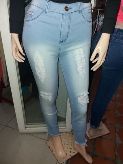 Pantalon Jeans Dama Strech Studio F-carrizan