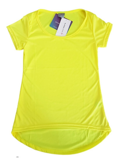 Remera Deportiva Mujer Dry Crossfit Ciclista Running Alfest