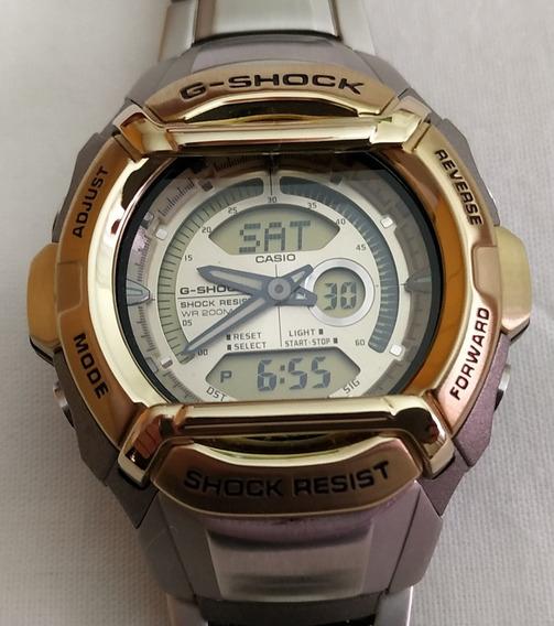 Relógio Casio G-shock G540d 9 Raridade - Perfeito, Sem Uso