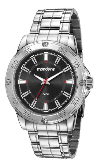Relógio Mondaine Masculino 83459gomvne2