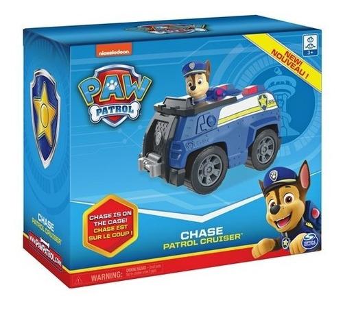 Paw Patrol Chese Patrol Cruiser - Entrega Inmediata!!