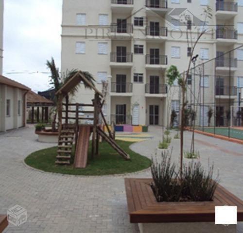 Apartamento Residencial À Venda, Areia Branca, Santos. - Ap1774