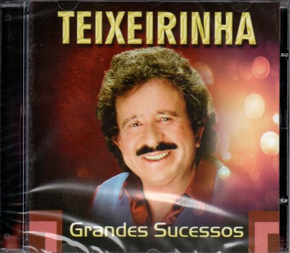 Cd Teixeirinha - Grandes Sucessos