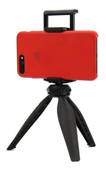 Mini Tripé Celular Tablet Vertical Para Stories Instagram