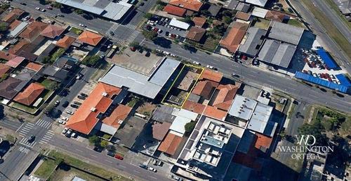 Imagem 1 de 5 de Terreno À Venda, 400 M² Por R$ 790.000,00 - Centro - São José Dos Pinhais/pr - Te0262