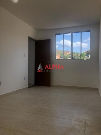 Apartamento De 02 Quartos No Bairro Lago Azul Em Ibirité - 7202