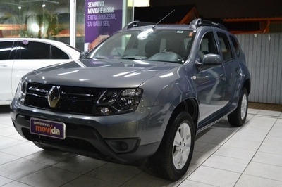 Duster 1.6 16v Sce Flex Expression X-tronic 27378km