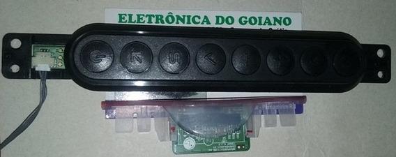 Teclado De Funções + Sensor Da Tv Lg 32ln540b
