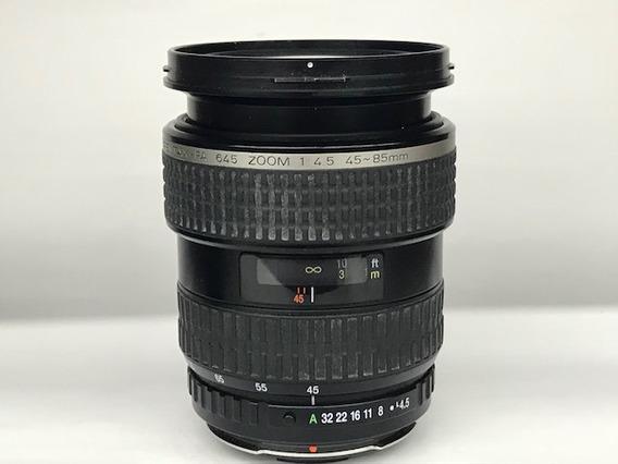 Lente Smc Pentax-fa 645 Af Zoom 1:4.5 45~85mm.