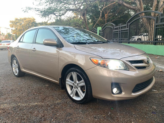 Toyota Corolla Recibo Vehículos
