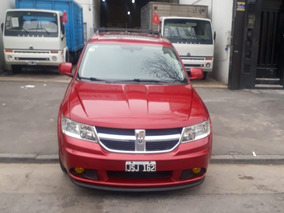 Dodge Journey 2.7 Rt (3 Filas)+dvd+techo Canovas Automotes