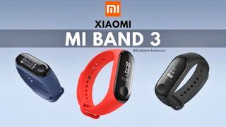Relógio Xiaomi Mi Band 3 Smartwatch