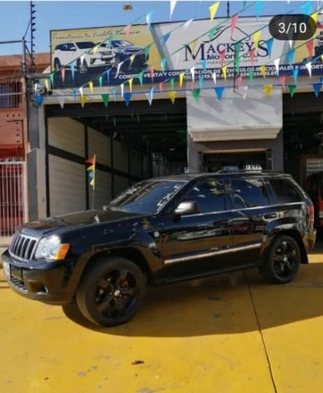 Grand Cherokee Limited 4x4 2010