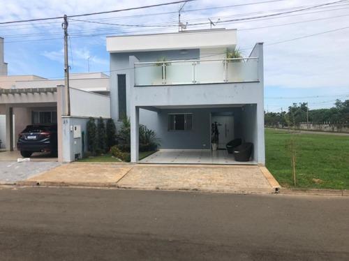 Casa À Venda- Cond. Recanto Do Piracicamirim - Pompéia - Piracicaba/sp - Ca1970