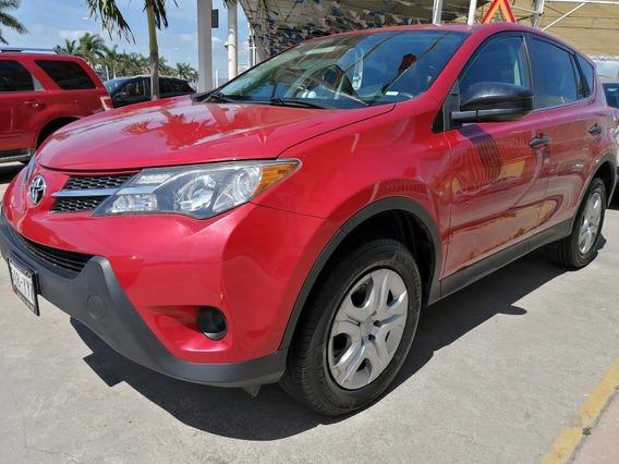 Toyota Rv4 Le 2013 Roja