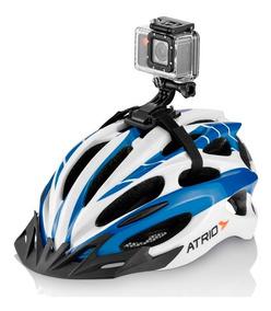 Mini Câmera De Ação Esportiva Para Capacete Full Hd Dc184