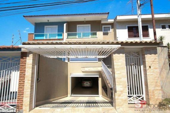 Jardim São Paulo - 3 Suítes - Gourmet- 7 Vagas De Garagem - St17841