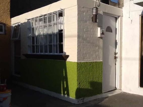 Venta De Casa Unidad Habitacional Vicente Guerrero