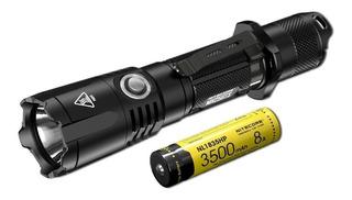 Lanterna Nitecore Mh25gts 1800 Lumens + Bateria 18650 8a