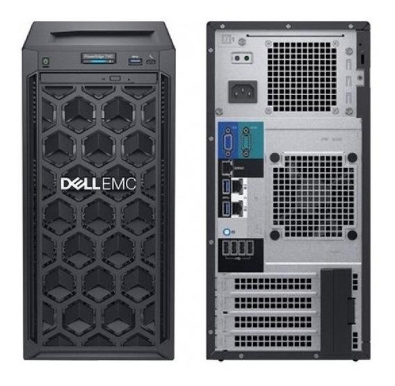 Servidor Dell Poweredge T140, Xeon E-2126g 3.5, 6c, 16gb,1tb