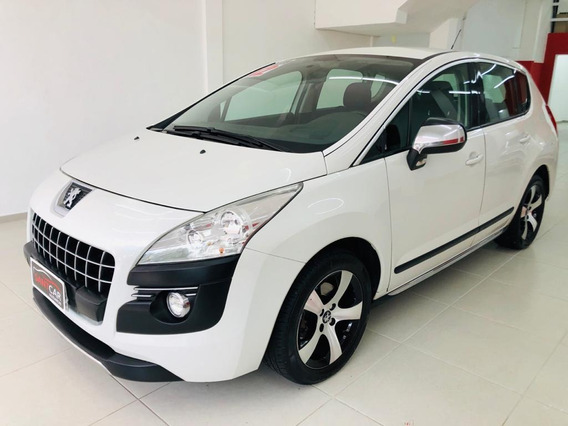 2012 - Peugeot 3008 1.6 Thp Griffe Automática 156 Hp