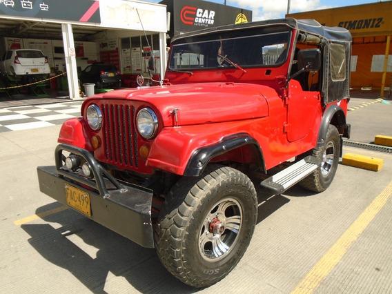 Jeep Willis Cj5