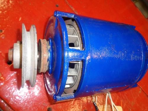 Motor Electrico Marca Motormech Trifasico 1 Hp. 1420 Rpm.