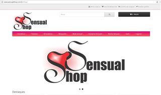Sexshop Com Loja Virtual, Blog, Catálogos Para Venda Direta