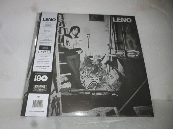 Lp Leno - Vida E Obra De Johnny Mccartney 180 Grms