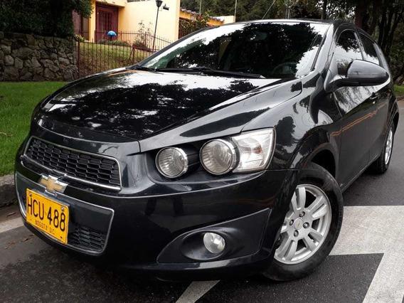 Chevrolet Sonic Hb Mt 1600 Cc 5p