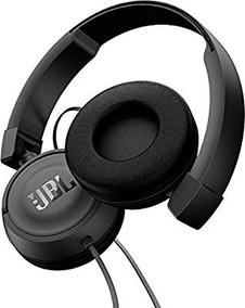 Fone De Ouvido Com Microfone, Jbl, Jblt450 - Preto
