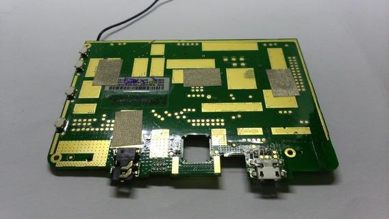 Placa Lógica Tablet Dl Tx316 Retirada De Peças