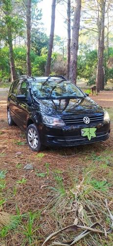 Imagen 1 de 10 de Volkswagen Suran 1.6 Comfortline 101cv 2014